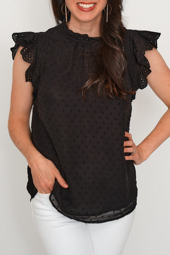 Lila Jane Lace Top