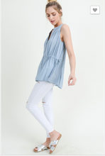 Load image into Gallery viewer, Lucy Sleeveless Top