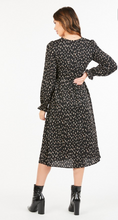 Load image into Gallery viewer, Nikki Spotted Print Midi Dress