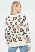 Load image into Gallery viewer, Maci's Leopard Print Sweater