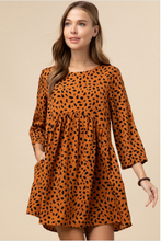 Load image into Gallery viewer, Lilliana Print Dress