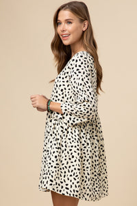 Lilliana Print Dress