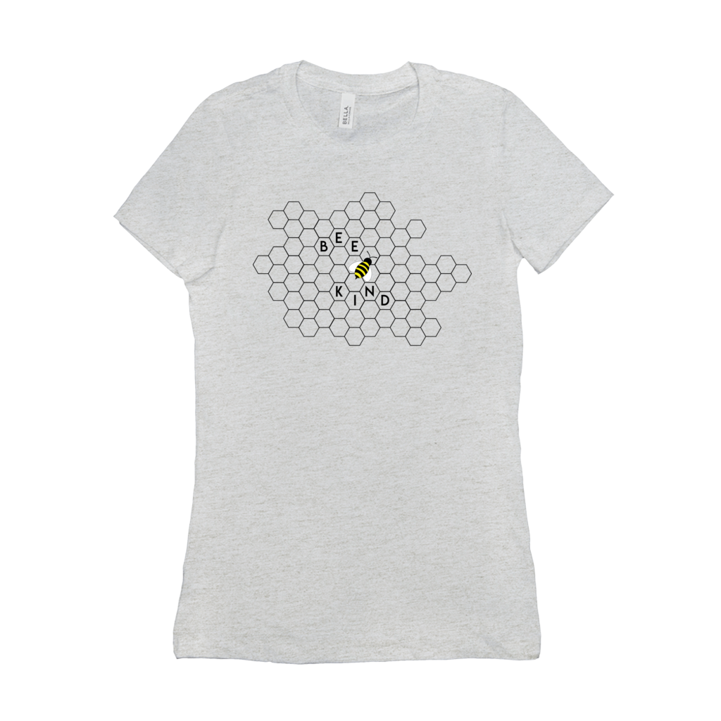 Bee Kind Women's Short Sleeve Tee