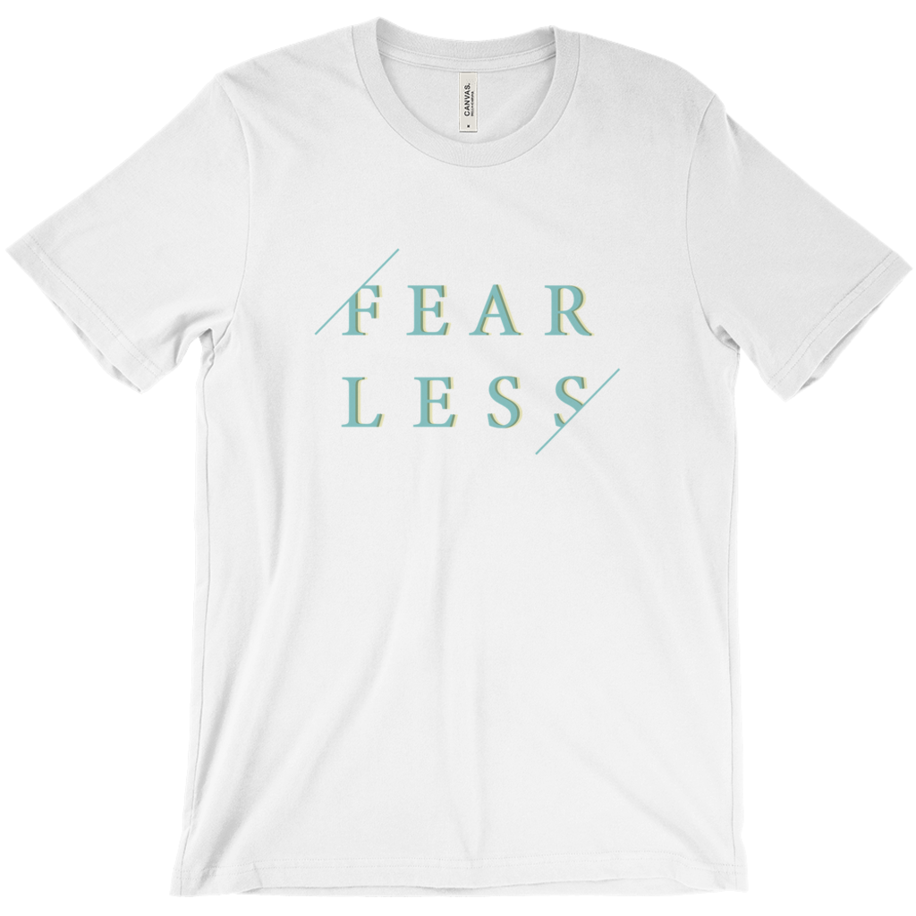 Fear Less Short Sleeve Tee