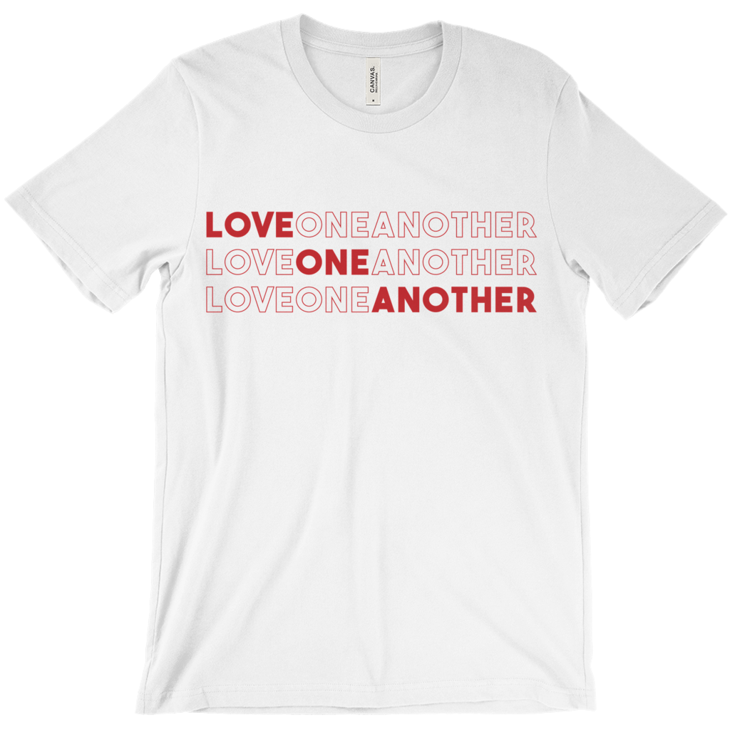 Love One Another Short Sleeve Tee