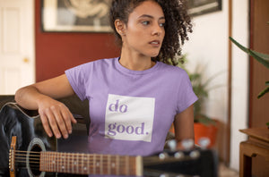Do Good Short Sleeve Tee