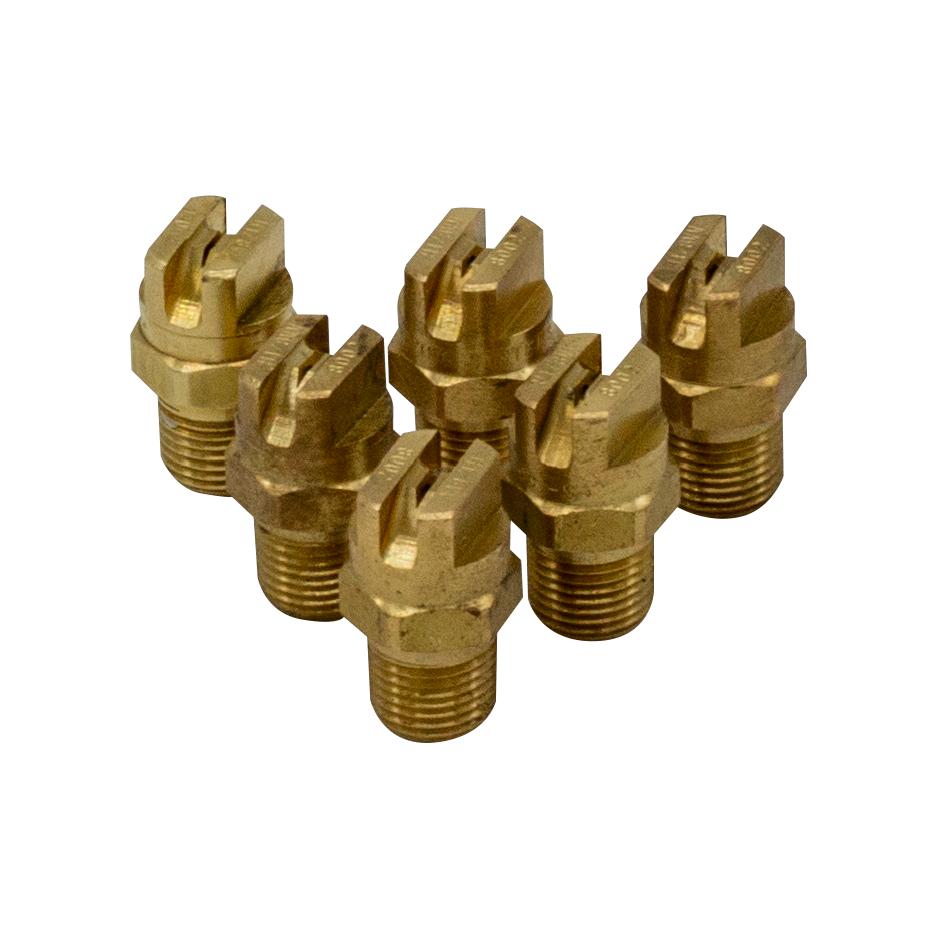 Brass Jets for Hand Tools