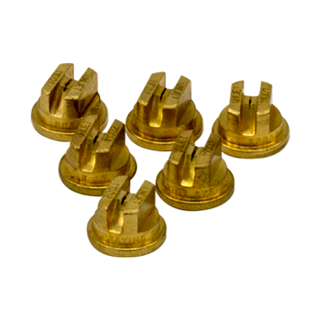 Brass Jets for Acrylic Clear-view Hand Tools
