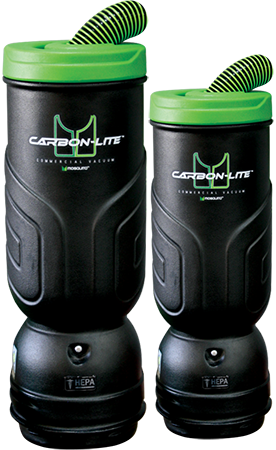 Carbon-Lite Backpack Vacuum