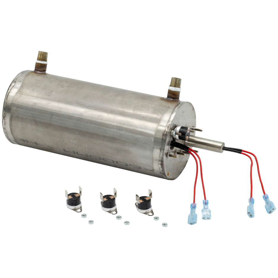 Heater Kit (Stainless Steel - Double)