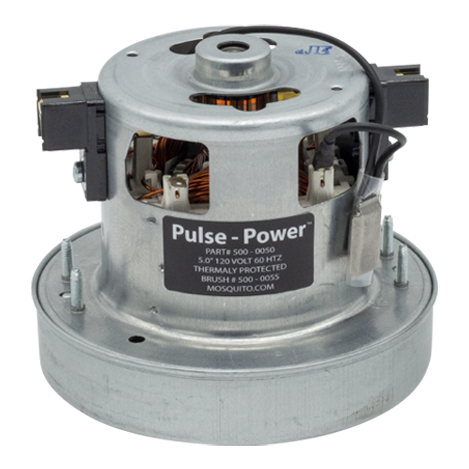 Pulse Power Motor
