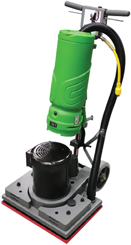 HEPA XLT Low-Amp Floor Vacuum