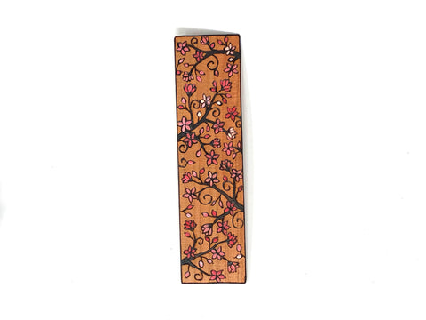 cherry blossom bookmark