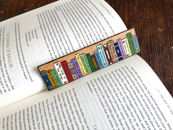 custamizable bookmark
