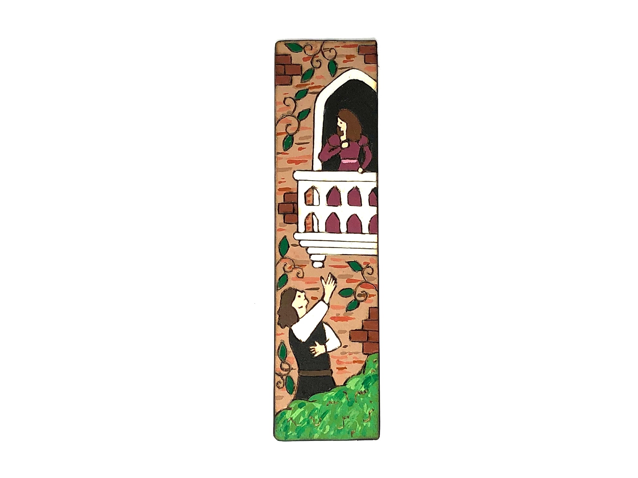 Romeo and Juliet Bookmark