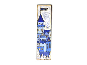 Snowy Castle Bookmark