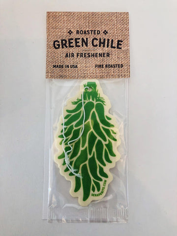 Green Chile Air Freshener