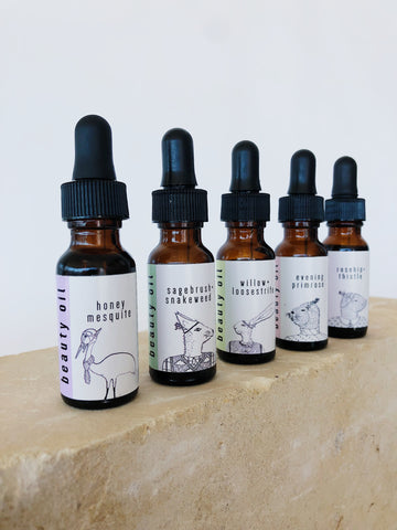 Botanical Beauty Oil