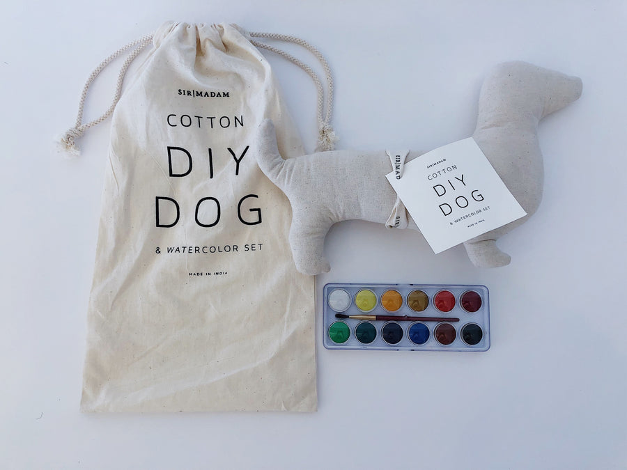 Dog Watercolor Set