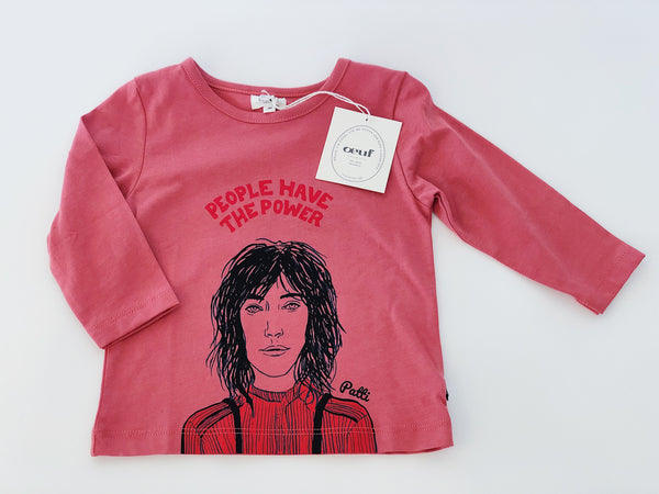 Patti T-Shirt/Rose