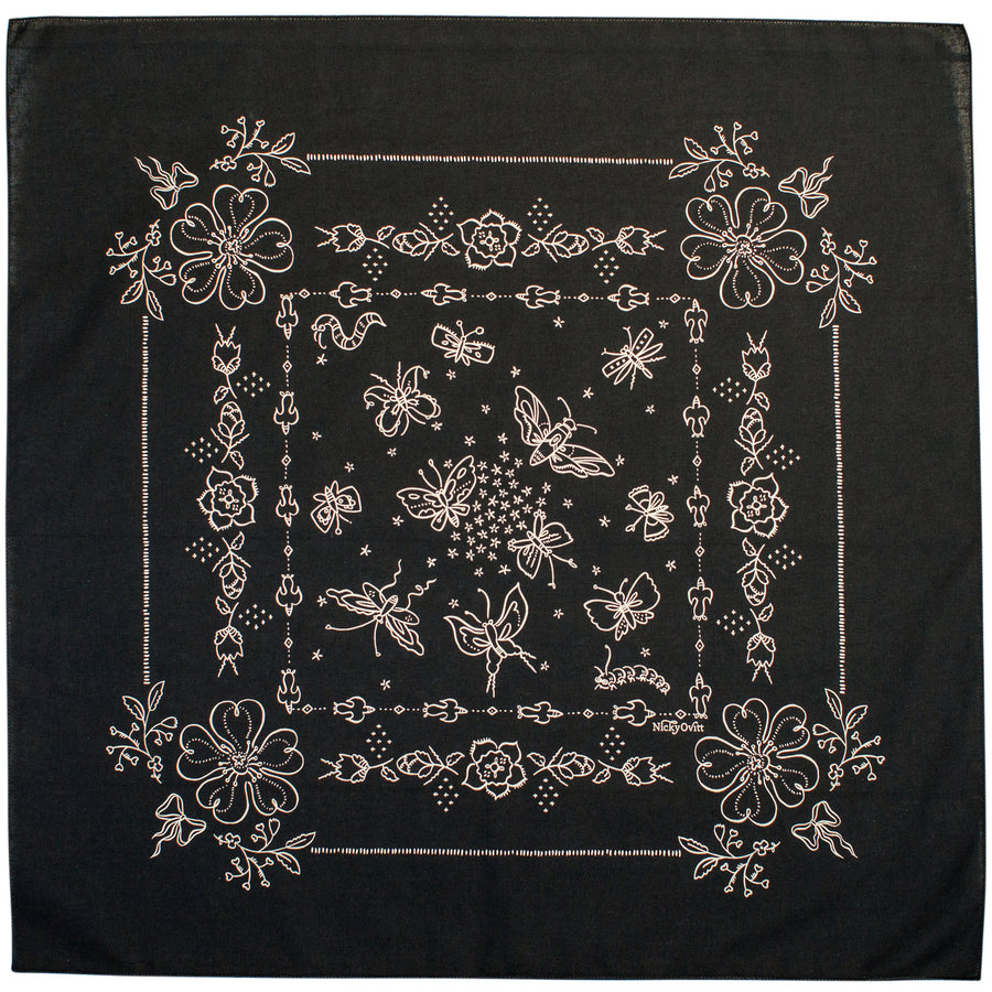 Glorieta Bandana - Black