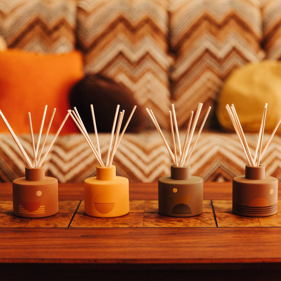 Sunset Reed Diffuser