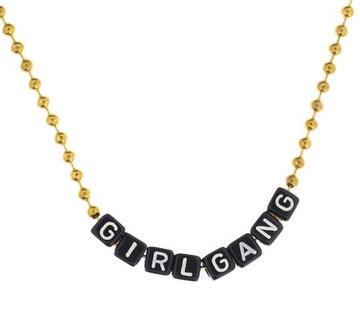 Girl Gang Necklace