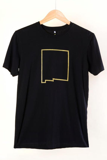 Men's Short Sleeve NM Black T-Shirt