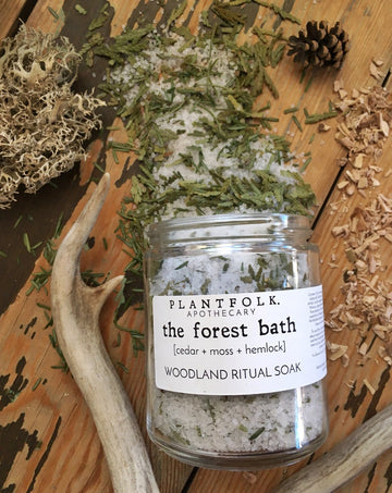 The Forest Bath Ritual Soak