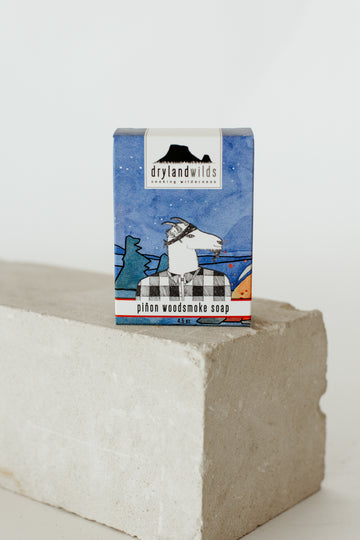 Piñon Woodsmoke Botanical Soap
