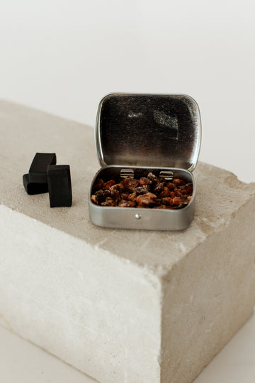 Pinon Resin Incense