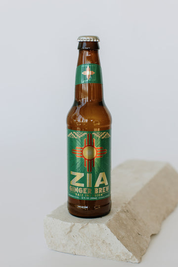 Zia Ginger Brew
