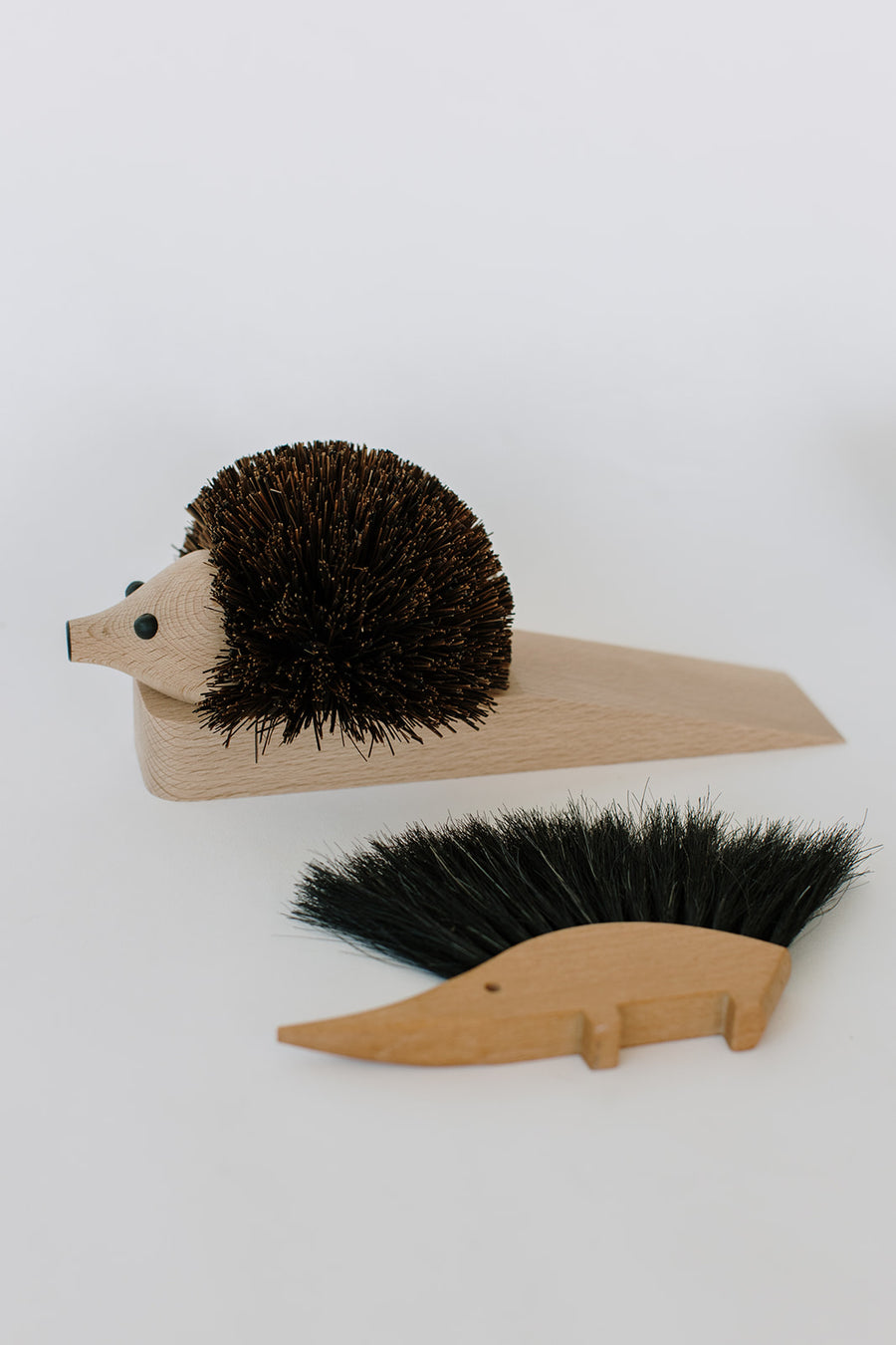 Table Brush Hedgehog