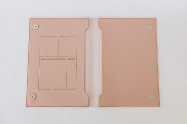 Large Minimalist Folio