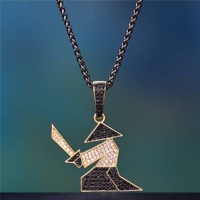 fashion warrior pendants-Aporro