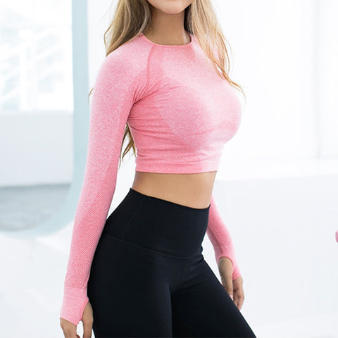 Sassy Long Sleeve Top