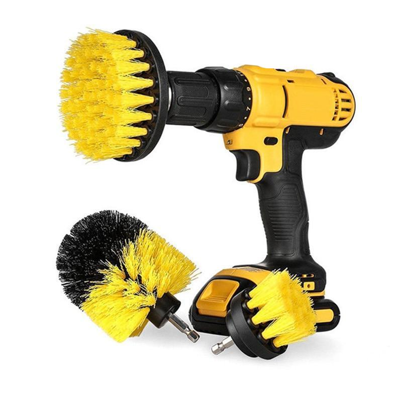 3-in-1 Electric Drill Brush