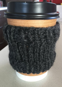 Coffee cozy sleeve tea warmer