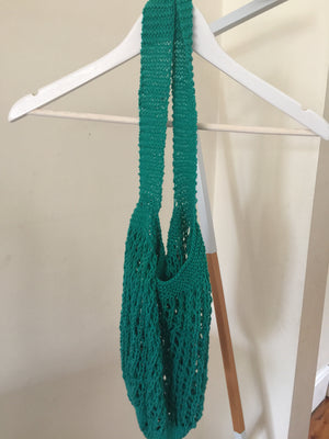 Market Bag in Green
