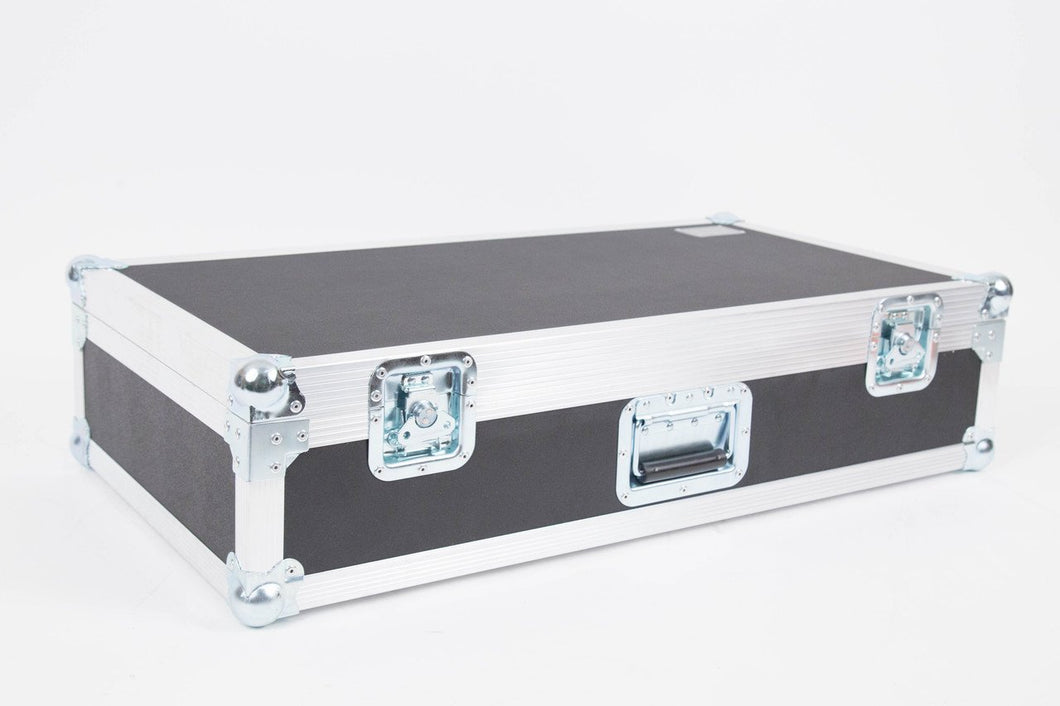 Custom Size Drop-In Pedalboard Flight Case