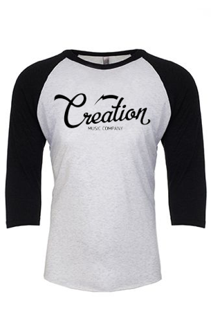 Creation Raglan Tee
