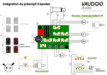 Vaudoo Audio 3 Band Preamp