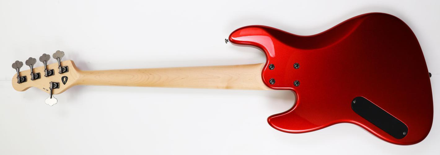 Tribe SF5 Red Passion - Maple Fretboard