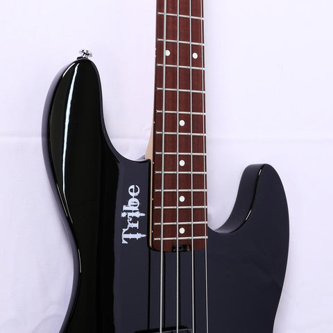 Tribe Headless 4 Deep Black - BassGears