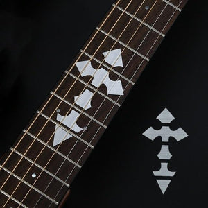 BassGears 1 Inlay Decals Fretboard Sticker