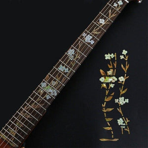 BassGears 14 Inlay Decals Fretboard Sticker