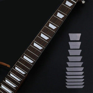 BassGears 15 Inlay Decals Fretboard Sticker