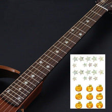 Load image into Gallery viewer, BassGears 8 Inlay Decals Fretboard Sticker
