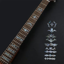 Load image into Gallery viewer, BassGears 9 Inlay Decals Fretboard Sticker