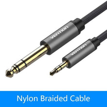 Vention AUX Cable 3.5mm to 6.5mm - 0.5m to 10m